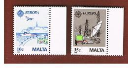 MALTA   - 1988 EUROPA     -     MINT** - Europa-CEPT