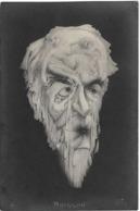 ARCHIBOLDO - BRISSON - Portrait Effectué Avec Des Femmes Nues Et Des Anges - Carte Photo - Künstlerkarten