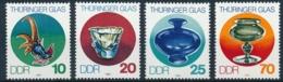 DDR - Thüringer Glas - Einwandfrei Postfrische/** Serie - Usines & Industries