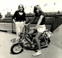 Monark  +-13cm X 12cm  Moto MOTOCROSS MOTORCYCLE Douglas J Jackson Archive Of Motorcycles - Photos