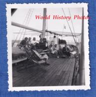 Photo Ancienne Snapshot - Croisière En DALMATIE Et GRECE - Bateau à Vapeur BEOGRAD - 1938 - Boat Ship - Bateaux