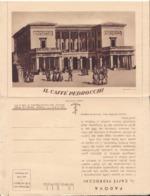 Il Caffè Pedrocchi - Padova - Lettera Illustrata - Dépliants Turistici
