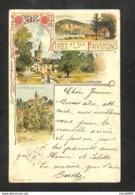 54 - CIREY Et Ses Environs - Multivues - 1899 - Cirey Sur Vezouze