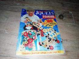 Beau Catalogue Jouets Vintage 3 SUISSES NOEL 1988 - Jouets Anciens