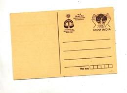 Carte Postale 15 Arbre Main Jeu Asie - Entiers Postaux