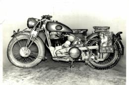 Monark 500cc +-17cm X 12cm  Moto MOTOCROSS MOTORCYCLE Douglas J Jackson Archive Of Motorcycles - Other