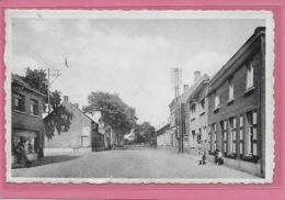 HERSELT:  STEENWEG OP WESTERLOO-MET VOLK - Herselt