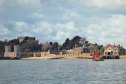 Postcard Brownsea Island Dorset Site Of First Boy Scout Camp In 1907  My Ref  B23851 - Altri