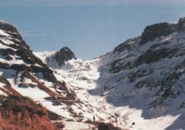 Postcard Upper Hair Pin Bends Sani Pass In Winter KwaZulu Natal South Africa My Ref  B23852 - South Africa