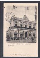 CUBA  Matanzas Arquitectura Cubana- Cuban Architekture Ca 1903 Old Postcard - Cuba