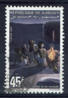 Djibouti, Nomad Life, 1995, VFU SCARCE - Djibouti (1977-...)