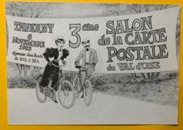 8890 -  3e Salon De La Carte Postale Du Val D'Oise 1983 - Bourses & Salons De Collections