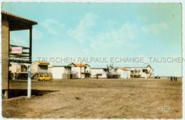 11 Gruissan LE PHARE Renault Dauphine Automobile Voiture Ancienne Oldtimer Vintage Car Plage - France