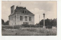 CAROLLES - CROIX PAQUERET ET VILLA JEANNE D'ARC - 50 - France
