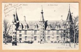 CPA Nevers, Le Palais Ducal, Gel. 1904 - Nevers