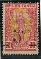 Congo - 1900 - N°Yv. 46 - Femme Bakalois - 5c Sur 30c Brique Et Jaune - Oblitéré / Used - Oblitérés