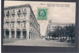 CUBA  Habana Hotel Sevilla 1927 Old Postcard - Cuba