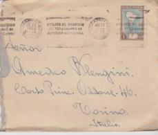 513 - STORIA POSTALE - BUSTA - ROSARIO - SANTA FE (ARGENTINA) - Storia Postale