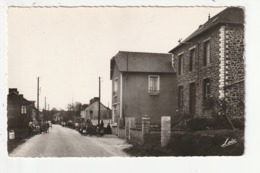 CPSM - SAINT M'HERVON - ARRIVEE DE MEDREAC - 35 - Otros Municipios