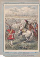 """Ce Ci N Est Pas Un Protège Cahier Mais Une Couverture De Cahier D'écolier (18x22) 4 Pages  """"Louis XIV"""" Histoire - Book Covers"""