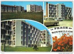 Carte Postale  38. Péage Du Roussillon  Foyer Municipal Des Célibataires - Roussillon