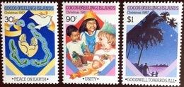 Cocos Keeling 1987 Christmas MNH - Isole Cocos (Keeling)