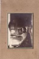 PHOTO - GUERRE 19114-18 - TELEGRAPHISTE MILITAIRE - Guerre, Militaire