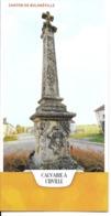 88 - Urville (Canton De Bulgnéville) -  Calvaire - Other Municipalities
