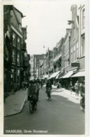NEDERLAND  PAESI BASSI  OLANDA  HAARLEM  Grote Houtsraat - Haarlem