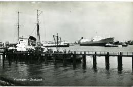 NEDERLAND  PAESI BASSI  OLANDA  VLISSINGEN  Zeehaven  Ship - Vlissingen