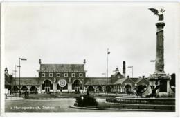 NEDERLAND  PAESI BASSI  OLANDA  HERTOGENBOSCH  Station - 's-Hertogenbosch