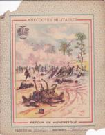 """Ce Ci N Est Pas Un Protège Cahier Mais Une Couverture De Cahier D'écolier (18x22) 4 Pages """"Montretout"""" Histoire - Book Covers"""