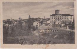 1944-Alessandria Saluti Da Rocca Grimalda Castello E Panorama Viaggiata - Alessandria