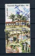 Brasilien 2003 Gebäude 3298/99 Gestempelt - Brazil