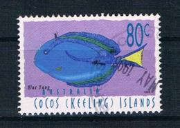 Kokosinseln 1995 Fische Mi.Nr. 331 Gestempelt - Isole Cocos (Keeling)
