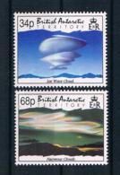 Britisches Antarktis-Territorium 1992 Mi.Nr. 201/02 ** - Britisches Antarktis-Territorium  (BAT)