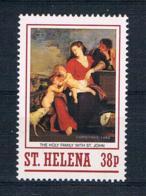 St. Helena 1988 Weihnachten Mi.Nr. 489 ** - St. Helena