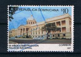 Dominikanische Republik 1997 Gebäude Mi.Nr. 1875 Gestempelt - Dominikanische Rep.