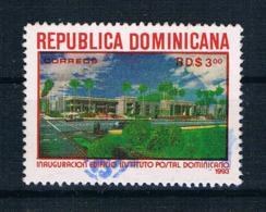 Dominikanische Republik 1993 Gebäude Mi.Nr. 1675 Gestempelt - Dominikanische Rep.