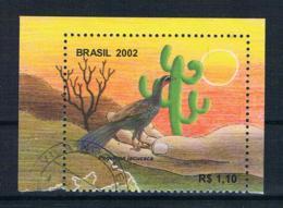 Brasilien 2002 Vögel Mi.Nr. 3258 Gestempelt - Used Stamps