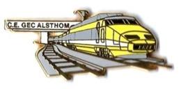 TGV POSTAL - T306 - CE GEC ALSTHOM - Verso : ARTHUS BERTRAND - TGV