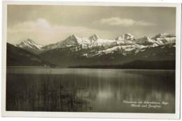 Thunersee Mit Schreckhorn Eiger Monch  Und Jungfrau  4796 - Non Classés