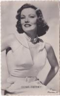 Pf. Gene TIERNEY. Photo Paramount. 402 (1) - Artistes