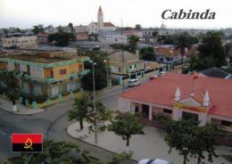 1 AK Cabinda Exklave Von Angola * Ansicht Der Stadt Cabinda * - Angola