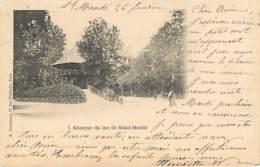 KIOSQUE - LAC DE SAINT MANDE - F. Pouydebat - Other