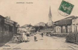 54 LIRONVILLE  Grande Rue - Francia