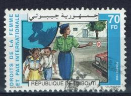 Djibouti, Women's Rights, 1998, VFU SCARCE - Djibouti (1977-...)