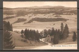 Carte P De 1913 ( Vallée De Joux .Golisse Et Mont-Tendre ) - VD Vaud