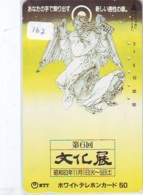 Télécarte Japon * PEINTURE * ICON * La RELIGION * ART (167) Japan * Phonecard * KUNST TELEFONKARTE - Schilderijen