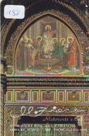 Télécarte Japon * PEINTURE * ICON * La RELIGION * ART (180) Japan * Phonecard * KUNST TELEFONKARTE - Malerei